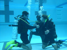The PADI Discover Scuba Diving Program